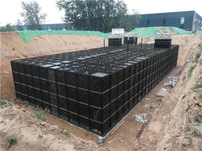 方形地埋式水箱 BDF箱泵一体化水箱 地埋式BDF水箱报价