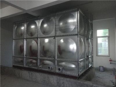 热镀锌水箱 热镀锌钢板水箱 镀锌钢板水箱厂家