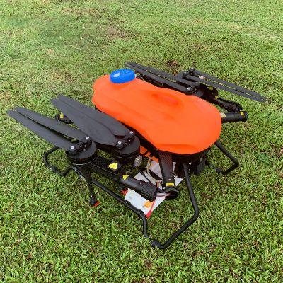 翱胜创新农业农用16L混合油动植保无人机专业燃油喷洒灌溉机器
