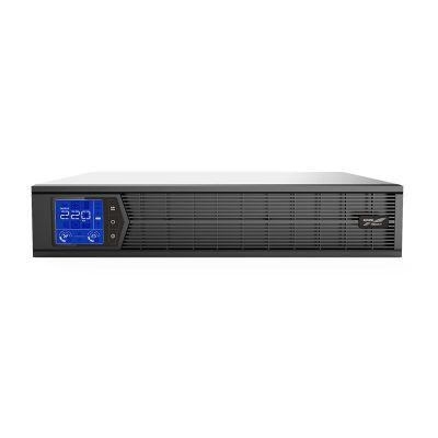科华UPS YTR1102L-J不间断电源2000VA-1800W在线式机架式长效机稳压无电池