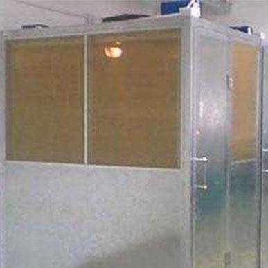 高性能双层屏蔽室