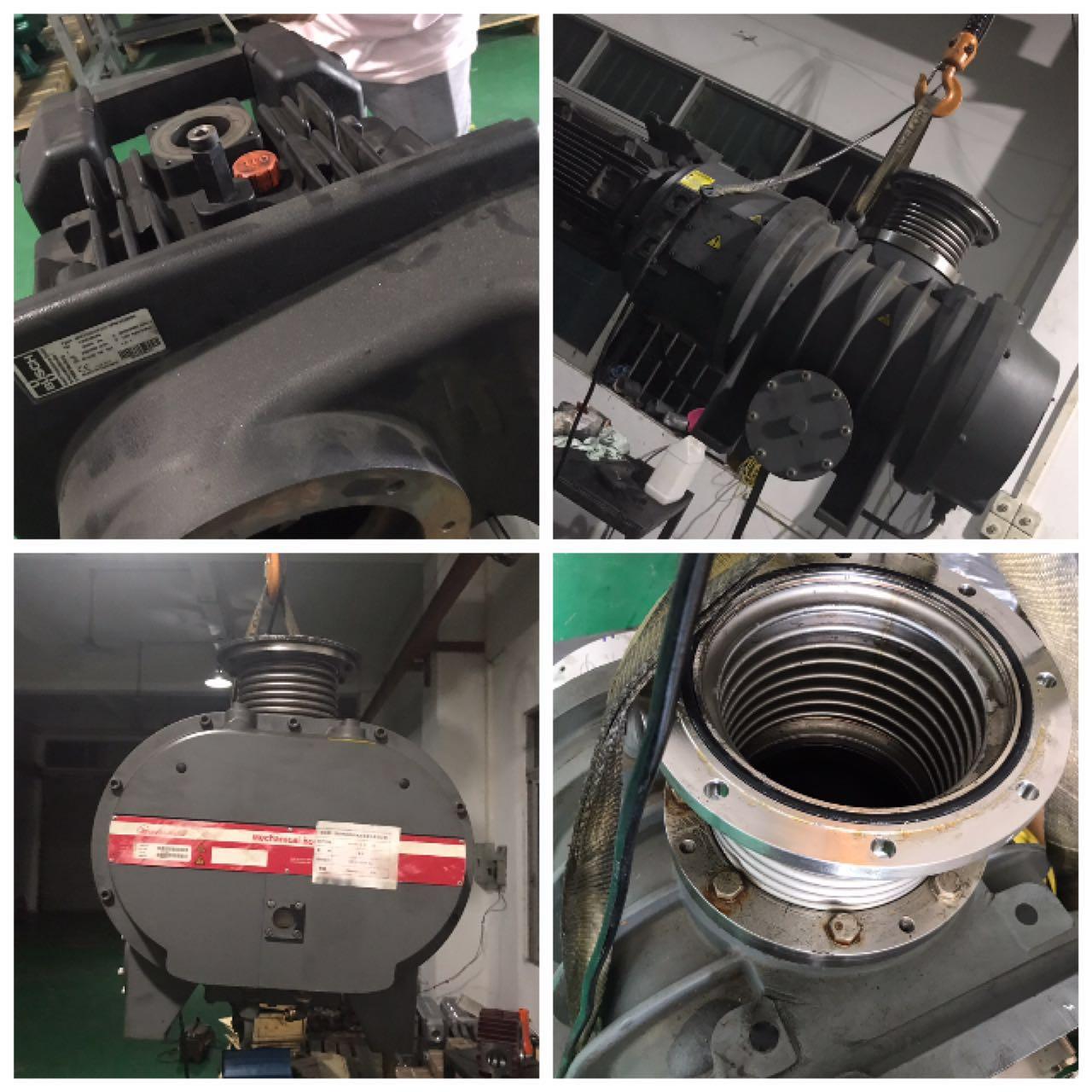 羅茨真空泵維修