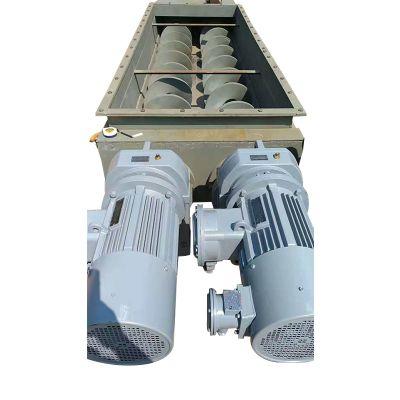 现货定制 螺旋输送机绞龙 沙水分离 管式U型无轴单双轴螺旋输送机