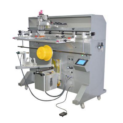 S-1200R大圆桶圆面丝印机 高精度圆面丝印机 曲面丝印机厂家