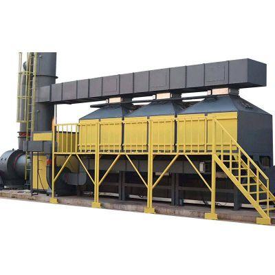 RCO废气催化燃烧系统价格-净化催化燃烧系统价格