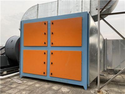 活性炭除臭设备 活性炭处理箱 恶臭废气处理设备