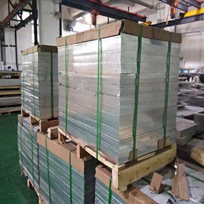 厂家6061铝材加工定制-铝合金板材规格齐全铝板可零切镜面工业金属