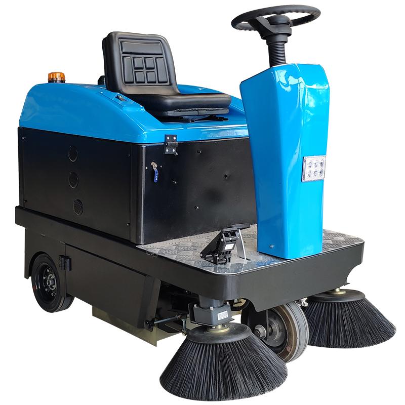 鼎洁盛世 DJ1100驾驶式扫地车-小型扫地机-工业用扫地机-全自动扫地车