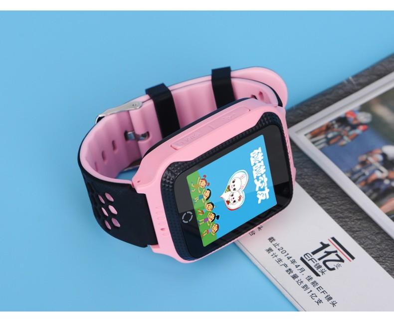 儿童计步摄像拍照手表