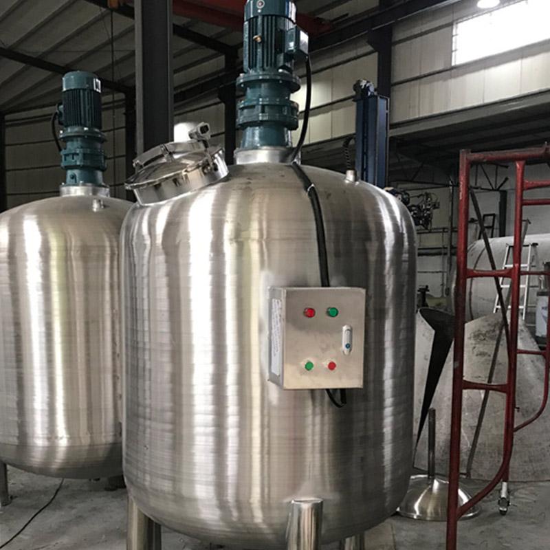 1000L电加热搅拌桶