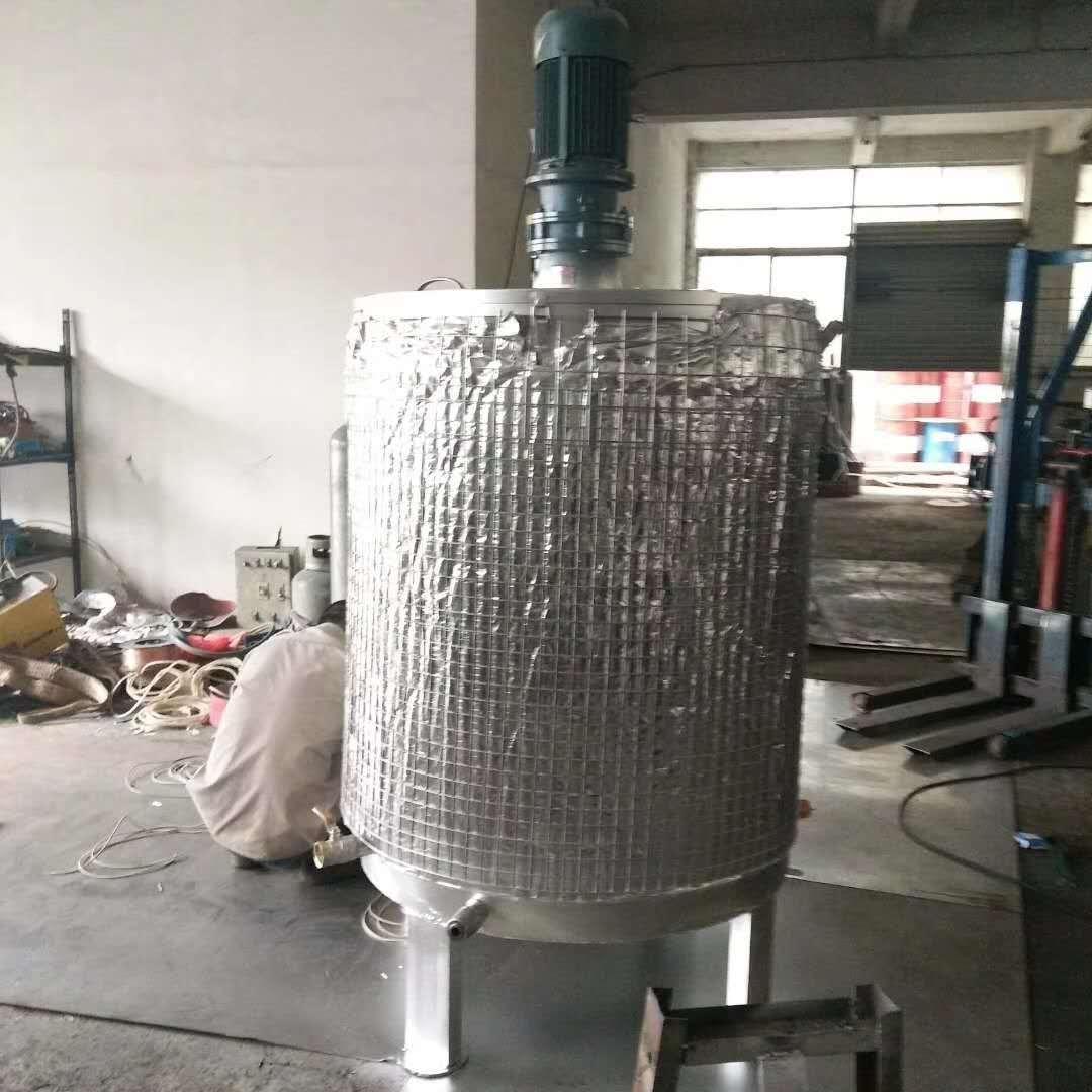 洗洁精电加热搅拌桶