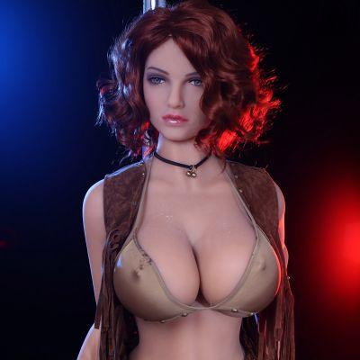 东莞实体娃娃生产厂家供应163肌肉款+108成人玩偶 美女机器人老婆