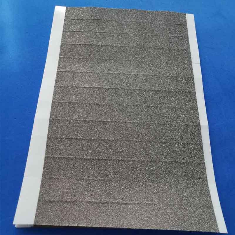 深圳销售塑胶五金制品专用海绵 导电布