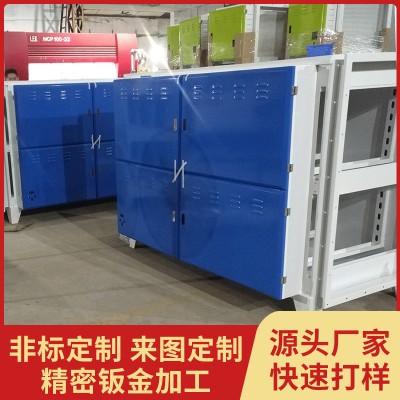 机箱机柜外壳加工来图定做钣金加工非标定制机箱机柜机壳折弯设备
