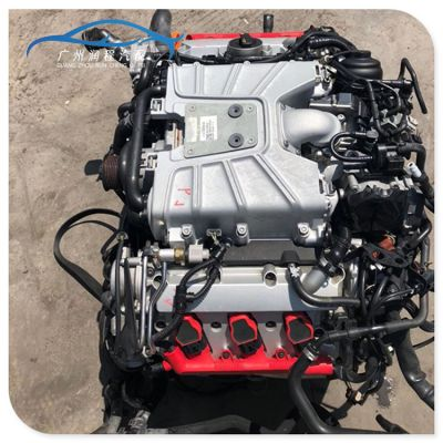 适配奥迪A6L A4 Q3 辉腾Q7 途锐4.2帕萨特3.0T 2.4 2.8发动机总成拆车