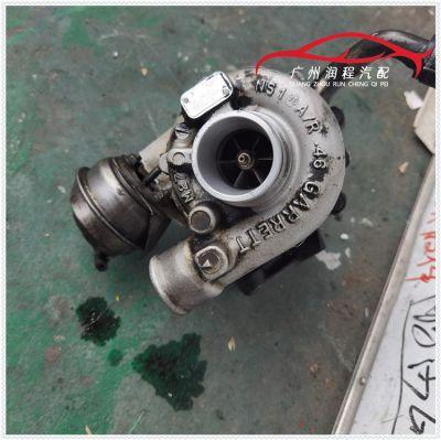 现代华泰圣达菲D4EA宝利格OED483Q发动机涡轮增压器原厂拆车配件