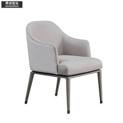 【家居定制】法式布艺单人沙发小户型单人沙发阳台休闲椅懒人椅