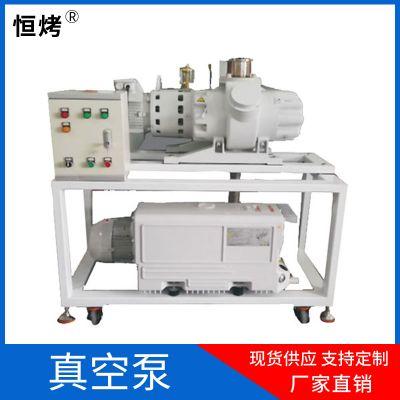 厂家专业生产 多功能智能真空泵系统 小型抽真空泵