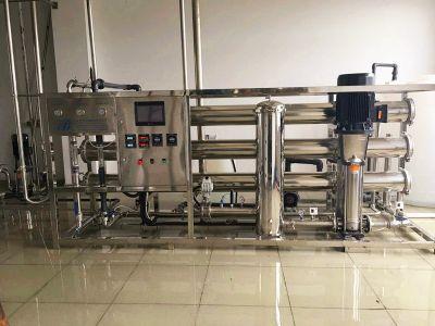 纯化水设备反渗透 生物制药纯化水设备定制生产