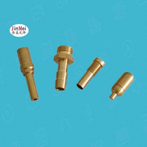 提供铜螺母加工 长铜销 铜轴 铜套 长铜钉 铜螺杆