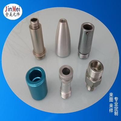 惠州厂家直销装饰配件铝接头加工