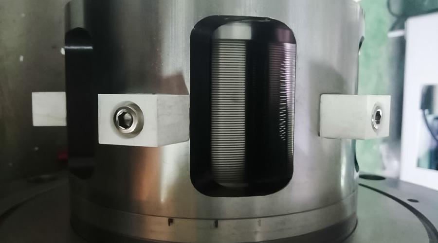 动态涡轮筛网