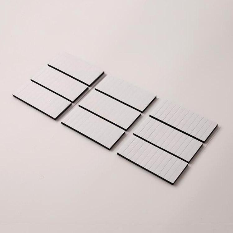 专业生产带粘性防滑防震EVA泡棉胶垫海绵胶垫各种规格形状可选