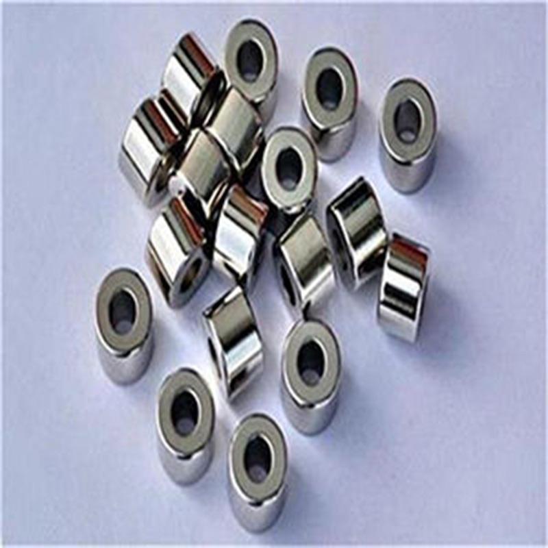 三恩磁铁 烧结钕铁硼圆环磁铁 厂家直供