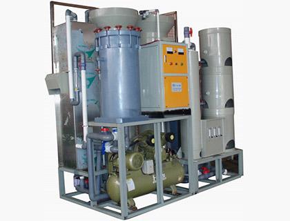 大功率微波催化电氧化系统设备