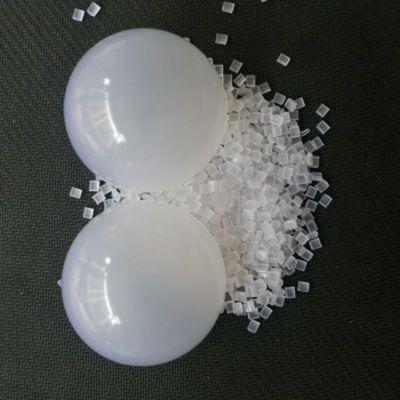 PC光扩散料高扩散乳白色PC球泡灯罩料照明灯管专用料