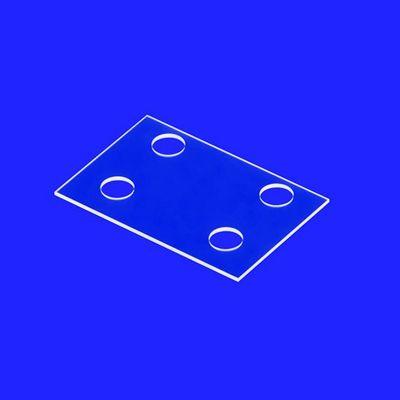 收银机扫描仪蓝宝石窗口片 加工定制生产