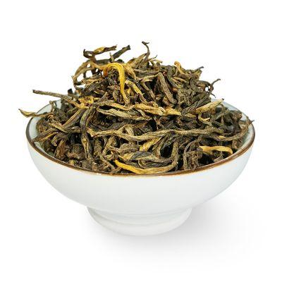 云南滇红茶销售 东莞春茶批发 毛峰红茶散装