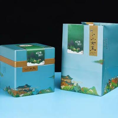 祁门粽茶礼盒装