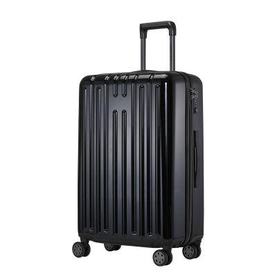 防水耐摔镜面PC旅行行李拉杆箱包D9603