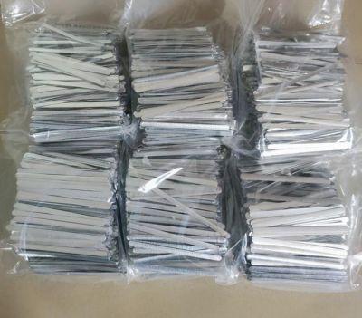 广东鼻梁条生产厂家 口罩鼻梁铝条 热溶胶铝条