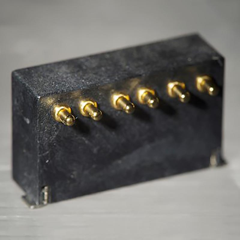 厚街直立式pogo pin 蓝牙天线顶针连接器