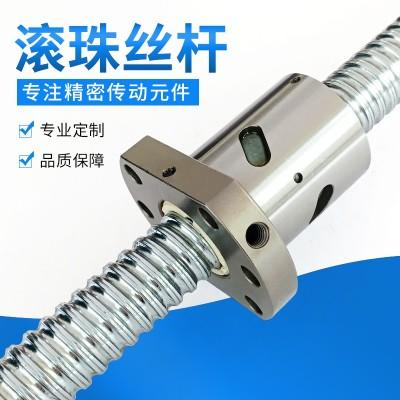 广东来图定制T型丝杆铜螺母左右旋梯形丝杆正反牙