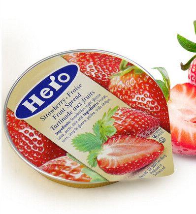 英雄草莓果占14.2g