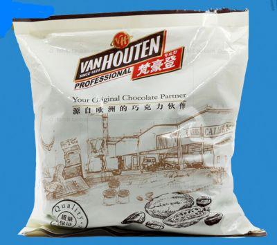 梵豪登65%黑巧克力币1.5kg