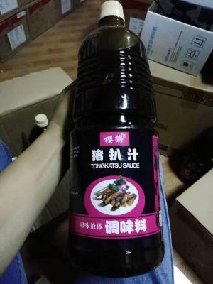 樱鹤猪扒汁1.8L