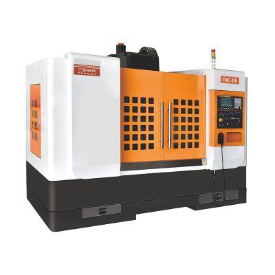 VMC-850硬轨立式加工中心