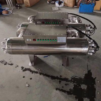 定做二次供水紫外线消毒器 生活用水紫外线杀菌器生产厂家