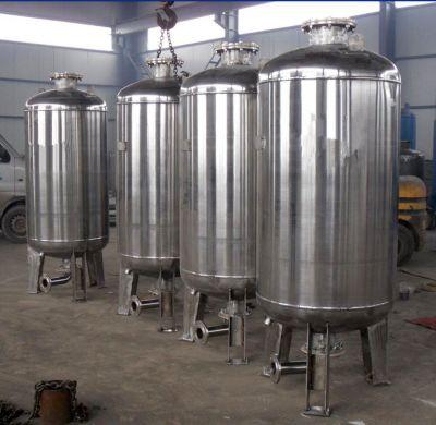 压力罐 隔膜式压力罐 自动供水压力罐