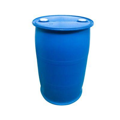 供应200升蓝色小口双环塑料桶/200L塑料桶/双闭口桶