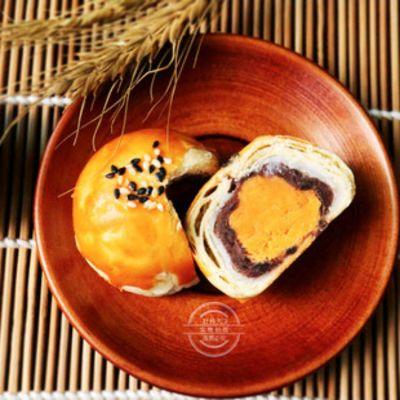 东莞蛋黄酥生产