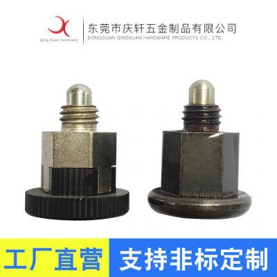 工厂供应 PMXSB/PMXYSB/PMXSM/PMXYSM简易型旋钮柱塞 定制批发
