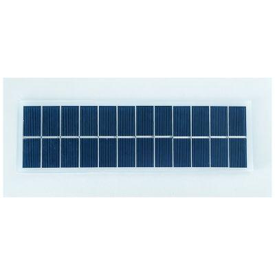 厂家供应多晶太阳能电池板6V1.5W