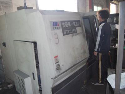 CNC数控龙门加工厂家