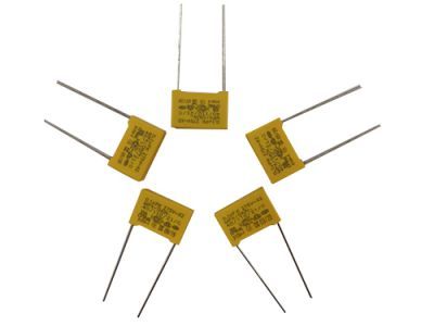 AC-X2 safety capacitor