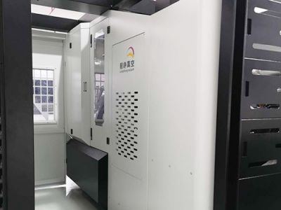 Development of vacuum ion coating machine